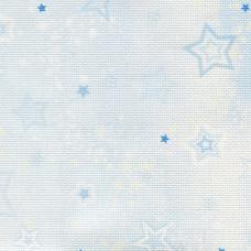 Дизайнерская канва Bestex 30*30 см (Звезды)