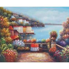 1083 Мозаика Cristal 'Летняя терасса', 53*42 см