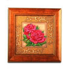 В-411 Роскошные розы