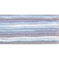 Мулине Гамма меланж цвет Р-42 светло- сиреневый-голубой-светло-серый