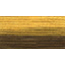 Мулине Гамма меланж цвет Р-36 горчичный-темно-желтый
