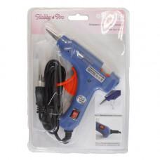 Пистолет клеевой Hobby&Pro малый GG-010N, премиум