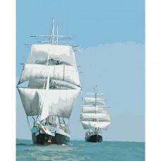 A027 Корабли в море