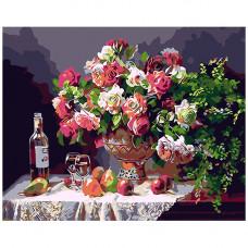 B047 Натюрморт с цветами
