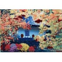 В1020 Канва с рисунком Alisena 'Осень', 25*18 см