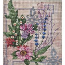 ННД4072 Набор для вышивания бисером 'Цветы радости' 20х22см