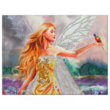 62005 Набор для вышивания бисером Astrea 'Волшебная сказка' 40х30см