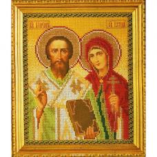 В-186 Св. Куприян и Устинья