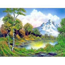 51067 Горное озеро