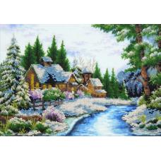 Б-1407 Очарование зимы