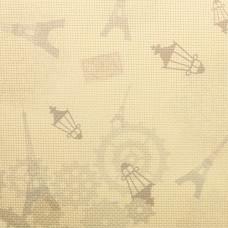 Дизайнерская канва Bestex 30*30 см (Париж)