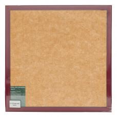 J3 Рама со стеклом 35*35см (102 красный)