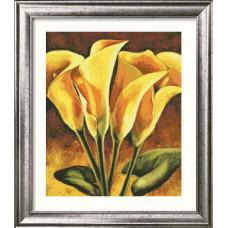 1440 Мозаика Cristal 'Каллы', 50*60 см