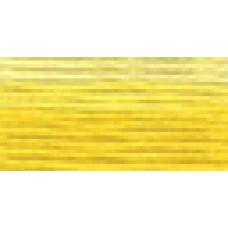 Мулине Гамма меланж цвет Р-37 желтый-светло-лимонный