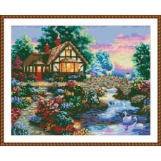 Мозаика на деревянной основе, GZ055