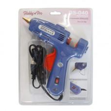 Пистолет клеевой Hobby&Pro DS-040 большой, премиум