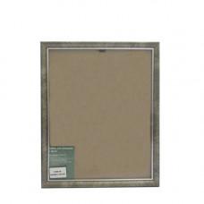 1308 Рама со стеклом, 24х30 см (44 серебро)