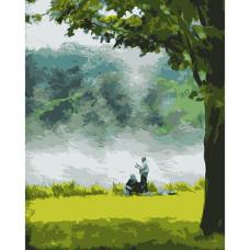 A028 На рыбалке