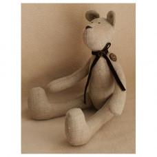 017 Набор для изготовления текстильной игрушки Ваниль