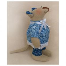 М002 Набор для изготовления текстильной игрушки (Ваниль)