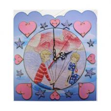 РТ6512 Набор для вышивания с рамкой 'Нова Слобода' 'Время любви', 29x32 см