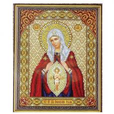 Б-1064 Пресвятая Богородица В родах помощница