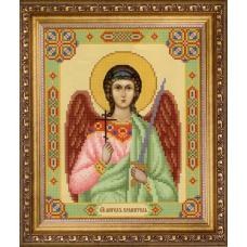 СБ-1001 Канва с рисунком для вышивания бисером 'Ангел Хранитель' Hobby&Pro 17,7*21,7см