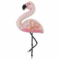 БП216 Набор для изготовления броши Чарівна Мить 'Фламинго' 6,0*12,0см