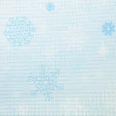 Дизайнерская канва Bestex 30*30 см (Зима)