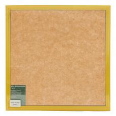 J3 Рама со стеклом 35*35см (103 желтый)