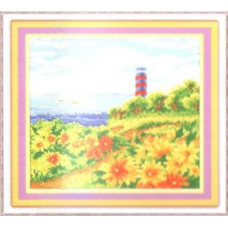 7494 Мозаика Cristal 'Маяк', 35*35 см