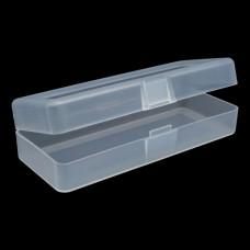 2610608 Контейнер для хранения мелочей прямоугольник 12,5*5*3,3см прозрачный