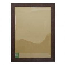 508 Рама со стеклом 71,2*49,2см (70*48см) (589 коричн)