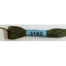 Мулине Гамма - цвет 3162