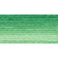 Мулине Гамма меланж цвет Р-11 ярко-зеленый-бледно-зеленый