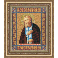 РТ-047 Икона Святой преподобный Серафим Саровский