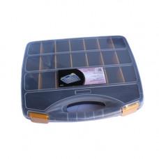 930523 Органайзер для хранения с 23 регулируемыми отделениями, 37,8x31x5,9см Hobby&Pro