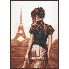 11.002 Прогулка по Парижу