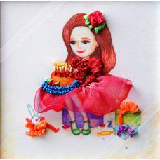 ВЛДС0003 Серия Девочки №3