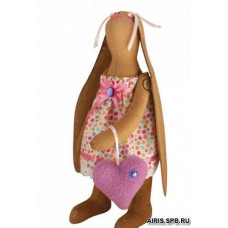 018 Набор для изготовления текстильной игрушки Ваниль