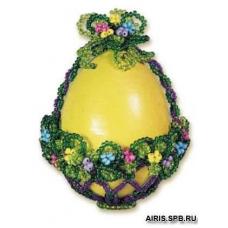 Б015 Яйцо корзинка