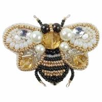 БП221 Набор для изготовления броши Чарівна Мить 'Пчёлка' 6,5*5,5см