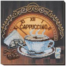 АМВ-039 Набор для вышивания бисером 'Кофе и шоколад' 20*20см