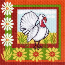 1823816 Алмазная вышивка (мозаика) 'Самая красивая!', Принцессы: Рапунцель16,2 см х10,7 см