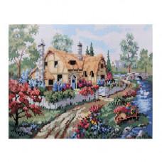 Мозаика на деревянной основе, GZ023