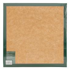 J3 Рама со стеклом 35*35см (118 зеленый)