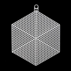 Канва пластиковая 'Шестиугольник', 14*12 см, Bestex