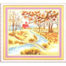 7495 Мозаика Cristal 'Весна', 35*35 см