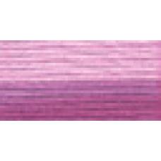 Мулине Гамма меланж цвет Р-29 лиловый-светло-розовый