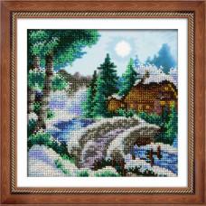 Б-1443 Зимний пейзаж
